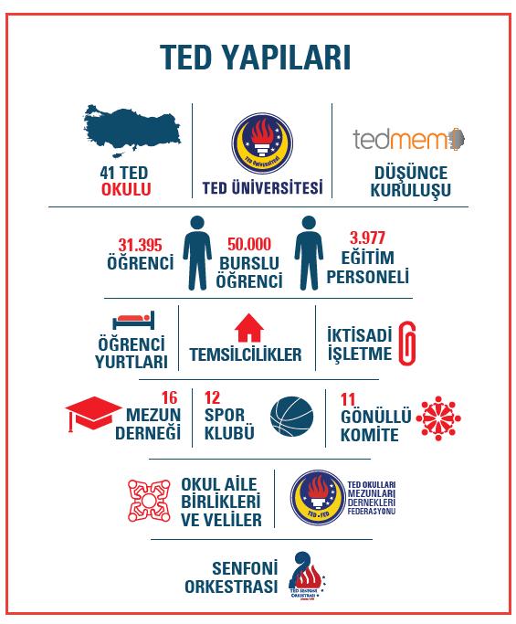 TED YAPILARI